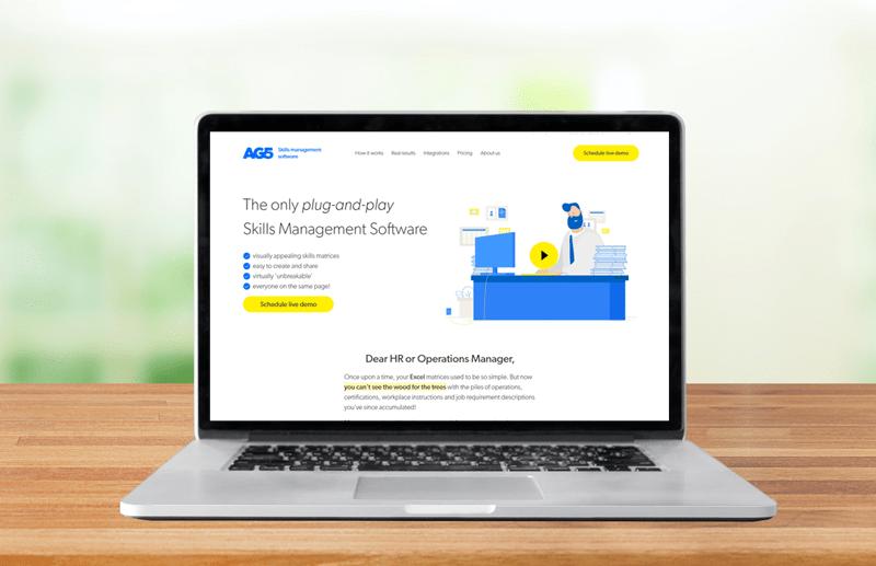AG5 Webdesign