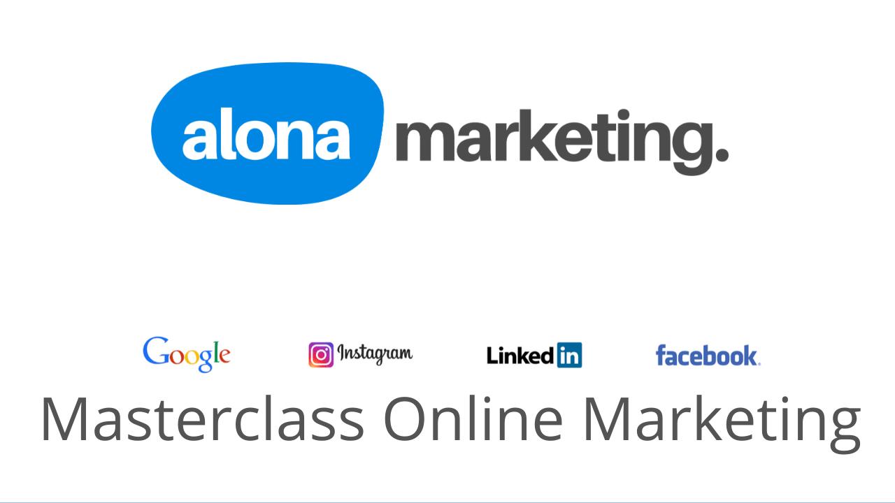Masterclass Google & Social Media