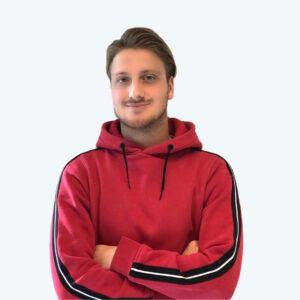 Tristan Online Marketing stagiair